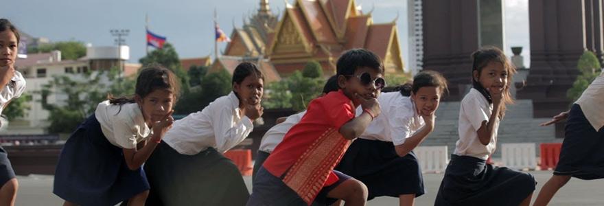 Gangnam Style enfants
